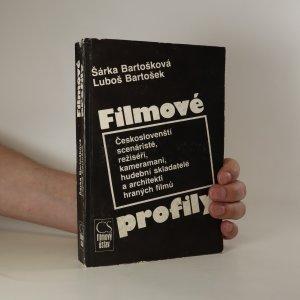 náhled knihy - Filmové profily