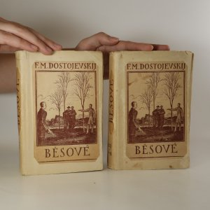 náhled knihy - Běsové (3 díly ve dvou svazcích)