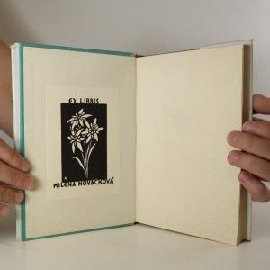antikvární kniha Bratr smutek, 1941