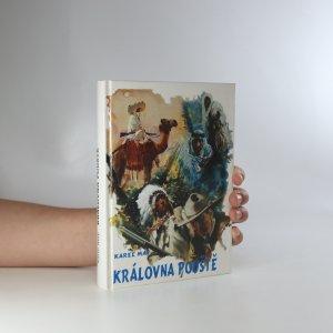 náhled knihy - Královna pouště