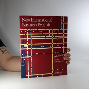 náhled knihy - New international business English. Student's book. Communication skills in English for business purposes