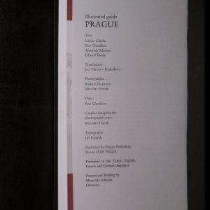 antikvární kniha Prague, 1995