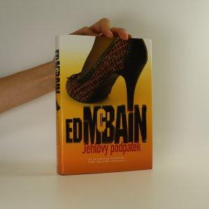 náhled knihy - Jehlový podpatek