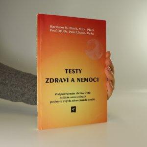 náhled knihy - Testy zdraví a nemoci
