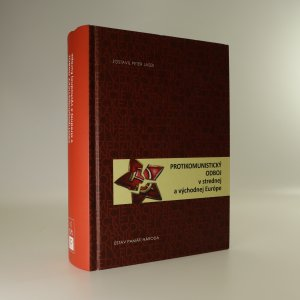 náhled knihy - Protikomunistický odboj v strednej a východnej Európe