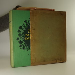 náhled knihy - Naše rodinné zahrady I-II (2 svazky, komplet)