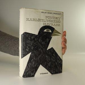 náhled knihy - Povídky karlštejnského havrana