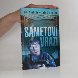 náhled knihy - Sametoví vrazi