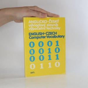 náhled knihy - Anglicko-český výkladový slovník výpočetní techniky. English-Czech Computer Vocabulary