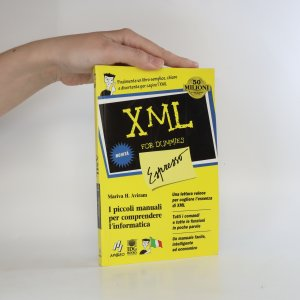 náhled knihy - XML for dummies