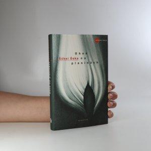 náhled knihy - Ohně na planinách