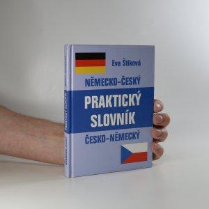 náhled knihy - Německo-český, česko-německý praktický slovník