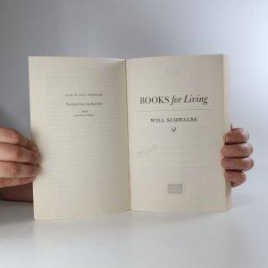antikvární kniha Books for living, 2018