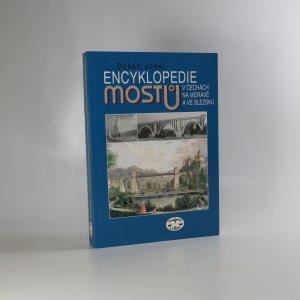 náhled knihy - Encyklopedie mostů v Čechách, na Moravě a ve Slezsku