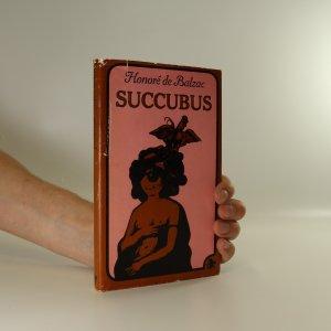 náhled knihy - Succubus, aneb, Běs sviňavý ženský