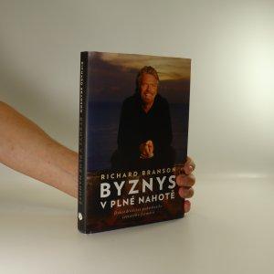 náhled knihy - Byznys v plné nahotě