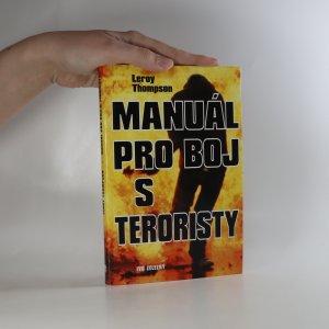 náhled knihy - Manuál pro boj s teroristy