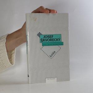 náhled knihy - Lvíče