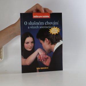 náhled knihy - O slušném chování (a věcech souvisejících)