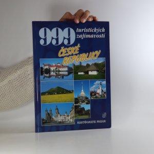 náhled knihy - 999 turistických zajímavostí České republiky