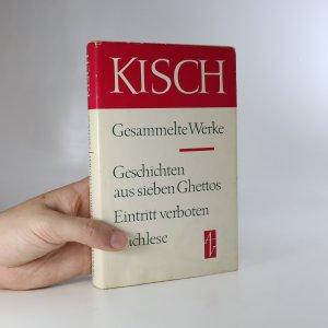 náhled knihy - Geschichten aus sieben Ghettos. Eintritt verboten. Nachlese