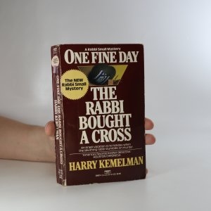 náhled knihy - The Rabbi Bought a Cross