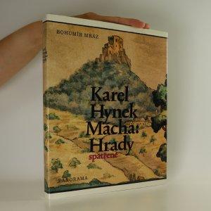 náhled knihy - Karel Hynek Mácha. Hrady spatřené