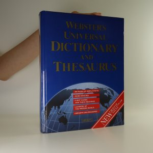 náhled knihy - Webster's Universal Dictionary and Thesaurus