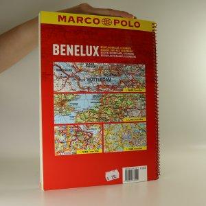 antikvární kniha Benelux, neuveden