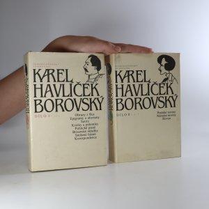 náhled knihy - Karel Havlíček Borovský I. a II. (dva svazky)