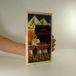 náhled knihy - Sinuhet