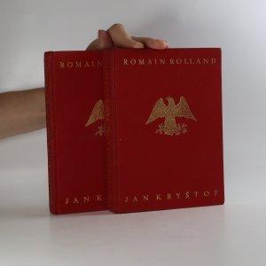 náhled knihy - Jan Kryštof 1-3. díl (ve 2 svazcích)
