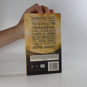 antikvární kniha Gladiátor, neuveden
