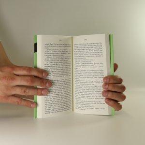 antikvární kniha Touha, opatrnost, 2012