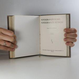 antikvární kniha Knihovna Fotorádce č. 9-18. Fotografujte dobře - fotografujte retinou., neuveden