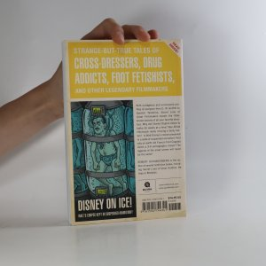 antikvární kniha Secret Lives of Great Filmmakers, neuveden