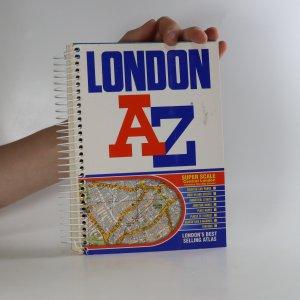 náhled knihy - A-Z London