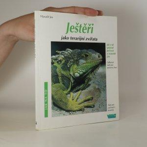 náhled knihy - Ještěři jako terarijní zvířata.