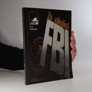 náhled knihy - Ze zákulisí FBI
