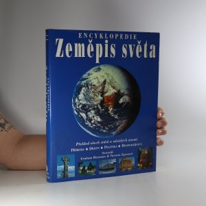 náhled knihy - Zeměpis světa (včetně přílohy - mapa, viz foto)