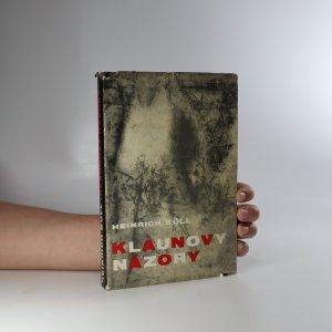 náhled knihy - Klaunovy názory