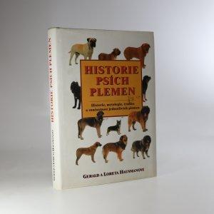 náhled knihy - Historie psích plemen