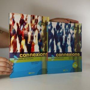 náhled knihy - Connexions. Niveau 1. Methode De Francais. (učebnice a pracovní sešit - včetně CD, viz foto)