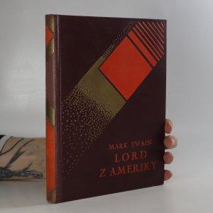 náhled knihy - Lord z Ameriky