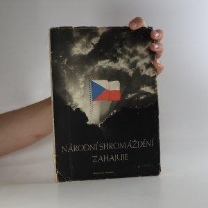 náhled knihy - Národní shromáždění zasahuje