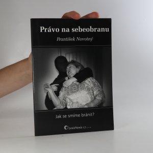 náhled knihy - Právo na sebeobranu