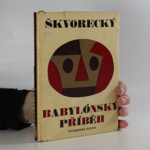 náhled knihy - Babylónský příběh a jiné povídky
