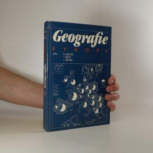 náhled knihy - Geografie Evropy