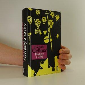 náhled knihy - Povídky a satiry (poškozená, viz foto)