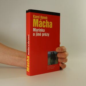 náhled knihy - Marinka a jiné prózy